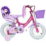 image of Raleigh Molli Kids Bike - 12""