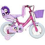 "image of Raleigh Molli Kids Bike - 12"" Wheel"
