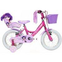 "Raleigh Molli Kids Bike - 14"""