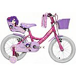 image of Raleigh Molli Kids Bike - 16""