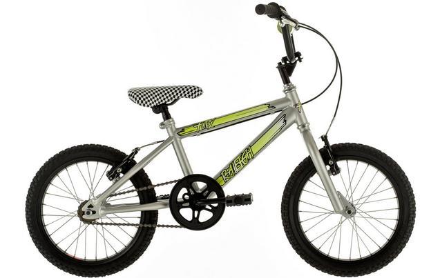 Raleigh Fury Kids Bmx Bike 16 Wh