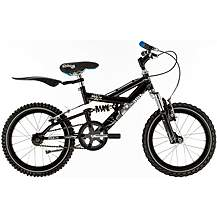 image of Raleigh MX16 Full Suspension Kids Bike - 16""