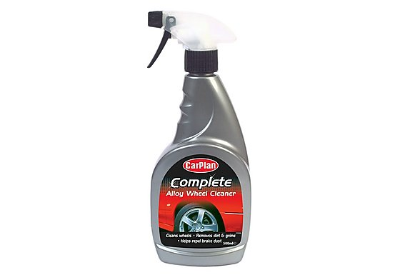 CarPlan Complete Alloy Wheel Cleaner 500ml