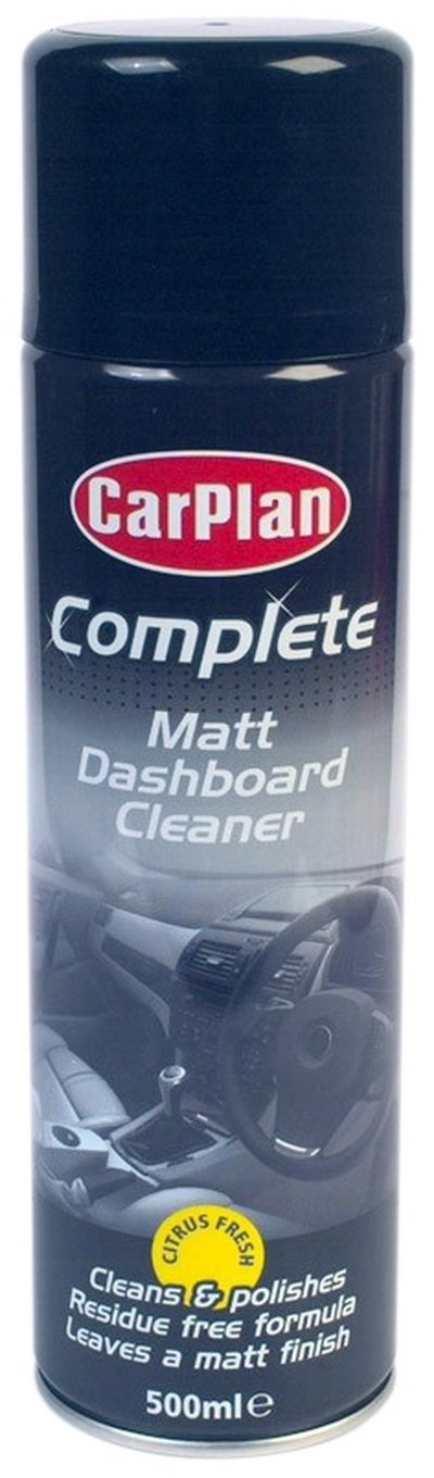 CarPlan Complete Matt Dashboard Cleaner 500ml