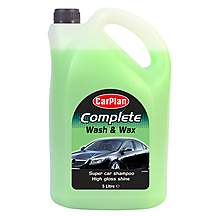 image of CarPlan Complete Wash & Wax 5 Litre