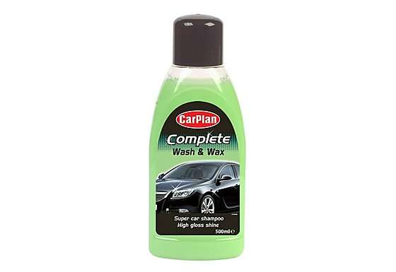 CarPlan Complete Car Wash & Wax 500ml