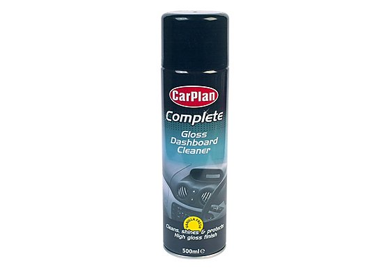 CarPlan Complete Gloss Dashboard Shine 500ml