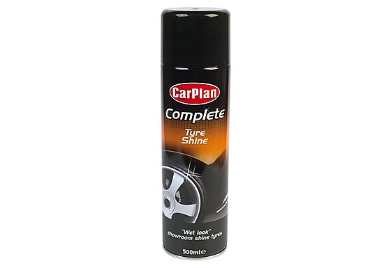 CarPlan Complete Tyre Shine 500ml