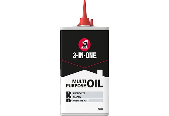 3-IN-ONE Multi-Purpose Drip Oil 200ml