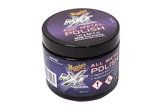 Meguiar's Nxt Generation All Metal Polish 142ml