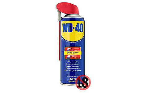 image of WD-40 Smart Straw Aerosol 400ml