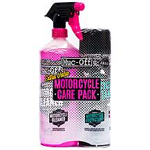 image of Muc-Off Motorcycle Duo Pack