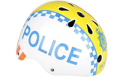 image of Kiddimoto Police Kids Helmet