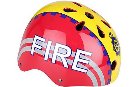 image of Kiddimoto Fire Kids Helmet