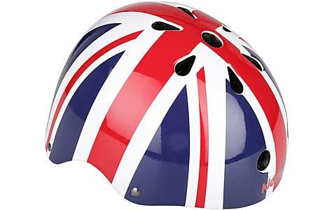 image of Kiddimoto Union Jack Kids Helmet