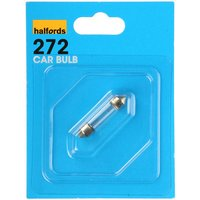 Halfords (HBU272) 10W Car Bulb x 1