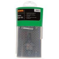 Halfords Spare Bulb Kit No.2