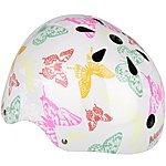image of Kiddimoto Butterflies Kids Helmet