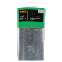 Halfords Spare Bulb Kit No.11