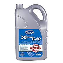 image of Comma G40 Antifreeze and Coolant Conc 5L