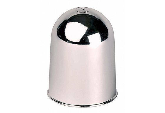 Ring Chrome Tow Ball Cover
