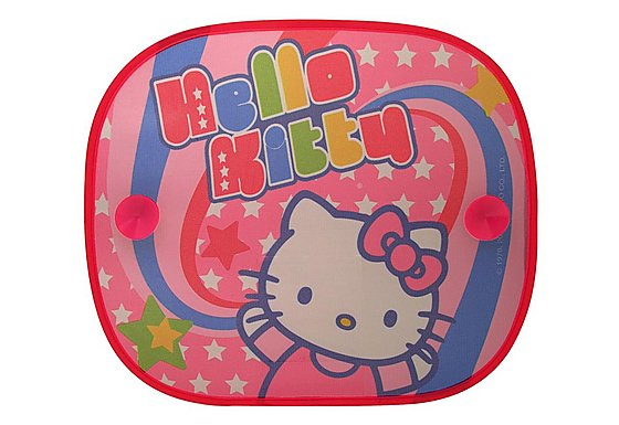 Hello Kitty Stars Side Sunshades x 2