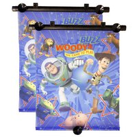 Toy Story 3 Roller Sunblind x2