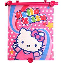 image of Hello Kitty Roller Sunblind x2