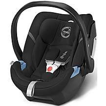 image of Cybex Aton 4 Baby Child Car Seat