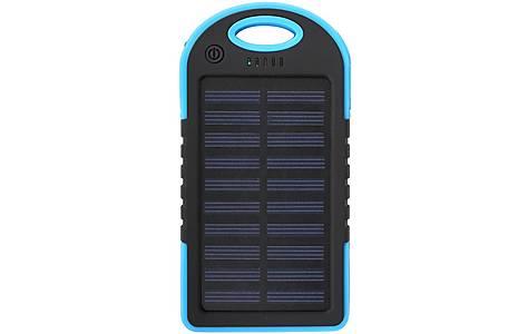 image of Halfords Shock Resistant Solar Powerbank 5,000mAh