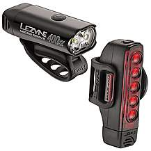 image of Lezyne Micro Drive 400XL & Strip Drive Bike Light Set