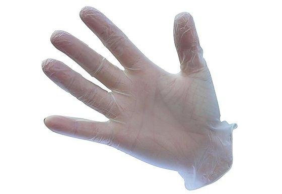 Portwest 100pk Disposable Gloves - Large