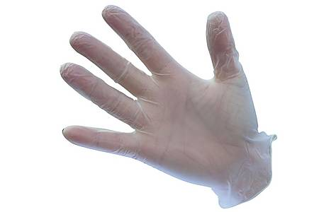 image of Portwest 100pk Disposable Gloves - Extra Large