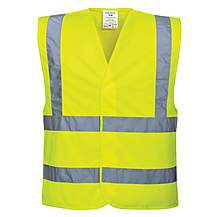 image of Portwest Hi Vis Vest Large