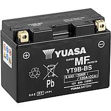 image of Yuasa Powersport Battery YT9B-BS