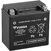 image of Yuasa Powersport Battery YTX14L-BS