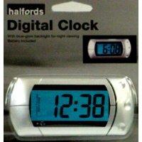 Halfords Digital Clock