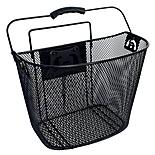 Halfords Wire Front Bike Basket with Fitting Kit
