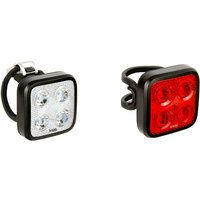 Knog Blinder Mob 4 Eyes Front & Rear Bike Light Set