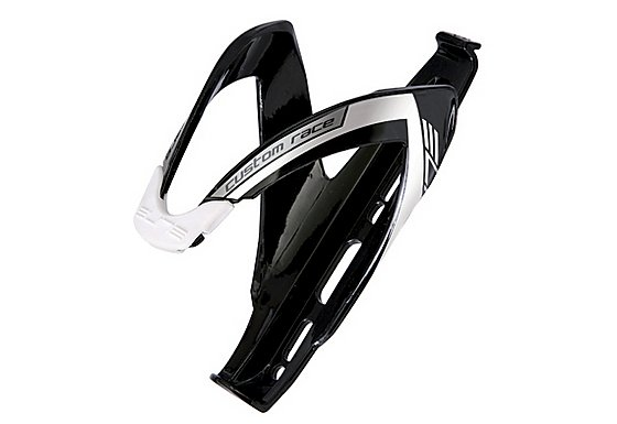 Elite Custom Race Water Bottle Cage - Black