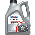 image of Mobil Extra 4T 10W-40 4L