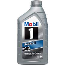 image of Mobil 1 Racing 2T Motorcycle Oil1 Litre