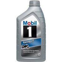 Mobil 1 Racing 2T Motorcycle Oil1 Litre