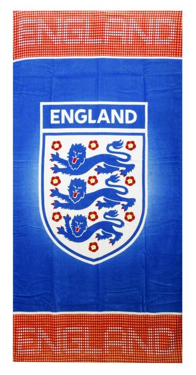 World Cup England Beach Towel 2010