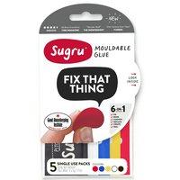 Sugru Multi Colour Mouldable Glue