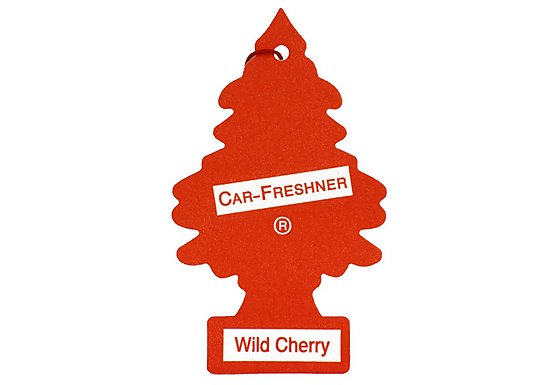Little Trees Wild Cherry Air Freshener