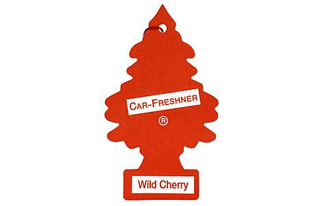 image of Little Trees Wild Cherry Air Freshener
