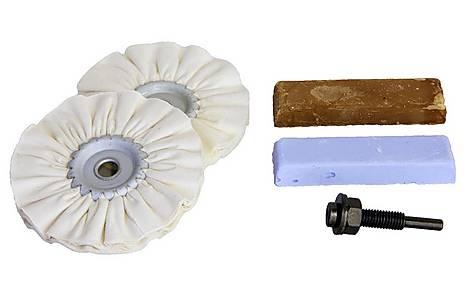 image of Policraft Alloy, Brass & Copper Polishing Kit