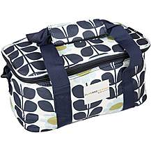 image of Olive and Orange by Orla Kiely Coolbag