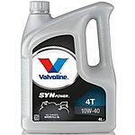 image of Valvoline Synpower 4T 10W-40 4L